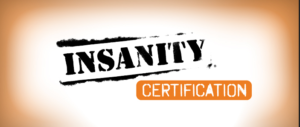 Stop being Lazy – A tale of Shaun T and Insanity Certification Master Trainer Camp