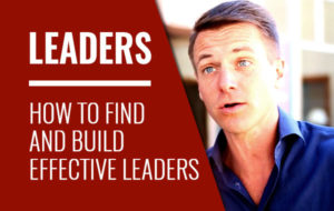 Solving the Mystery of Finding & Building Leaders